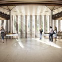 Foster's Design for the New York Public Library Unveiled  (3) Rendering by dbox, Courtesy of Foster + Partners