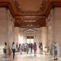 Foster's Design for the New York Public Library Unveiled  (1) Rendering by dbox, Courtesy of Foster + Partners