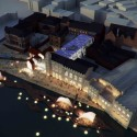 Yorks Historic Guildhall and Riverside 2nd Prize Winning Proposal (1) Courtesy of JaK Studio Architects