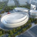 Massimiliano and Doriana Fuksas to design Cultural Center in Chengdu (3) © Studio Fuksas