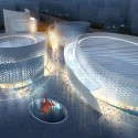 Massimiliano and Doriana Fuksas to design Cultural Center in Chengdu (2) © Studio Fuksas