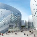 Massimiliano and Doriana Fuksas to design Cultural Center in Chengdu (1) © Studio Fuksas