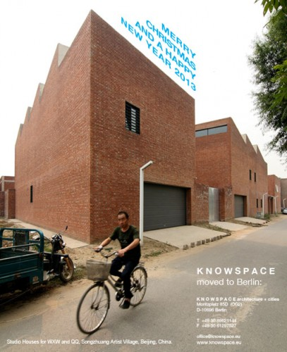 KNOWSPACE architecture + cities KNOWSPACE architecture + cities