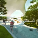 Green Walking Mall Competition Entry (2) Courtesy of Unika