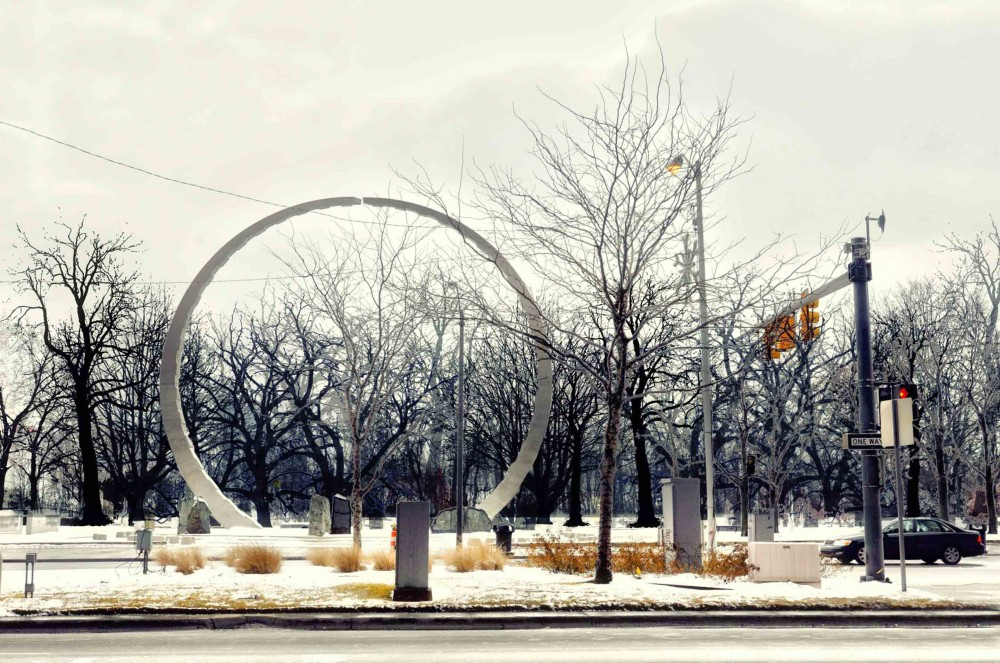 'The Forest' Detroit Riverfront Competition 1st Prize Winning Entry / Hyuntek Yoon, Soobum You (Team Atelier Why)