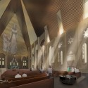 Haiti Cathedral Competition Entry (3) Courtesy of Sparano + Mooney Architecture