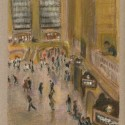 Grand Central Terminal Drawing Competition Winners (2) Beverly Borg, Hastings-on Hudson, NY