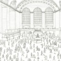 Grand Central Terminal Drawing Competition Winners (12) Eriko Kawamura, New York, NY