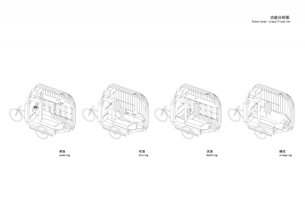 Tricycle House and Tricycle Garden / People&#8217;s Architecture Office (PAO) + Peoples Industrial Design Office (PIDO)