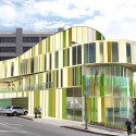 West Los Angeles Office Building Proposal (2) Courtesy of GMPA Architects