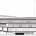West Los Angeles Office Building Proposal (5) south elevation
