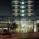 New United States Courthouse Competition Entry / NBBJ (4) Entry © NBBJ