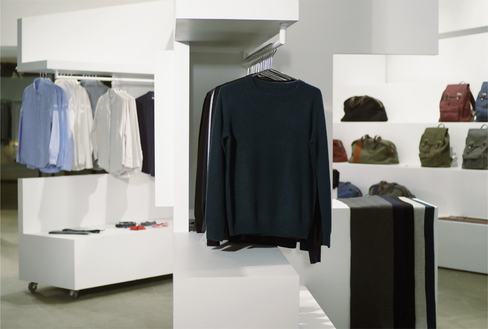 WORKSHOP for Everlane / The Principles