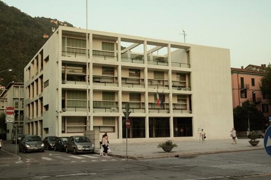 Ad classics casa del fascio giuseppe terragni for Giuseppe terragni casa del fascio