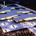 New Trade Fair Building Winning Proposal (1) Courtesy of Mario Corea Arquitectura