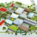 &#039;Mosaic&#039; Innovative, Bioclimatic, European School Complex Competition Entry (1) Courtesy of AREA (Architecture Research Athens)