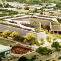 Multipurpose Complex Competition Proposal (1) Courtesy of FGMF Arquitetos