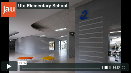 Video: Uto Elementary School / CAt