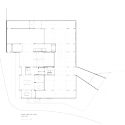 OKE / aq4 arquitectura Floor Plan Level 1 Culture House 01