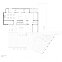 OKE / aq4 arquitectura Floor Plan Level 3 Library 01