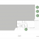 NR2 House / Roberto Burneo Arquitectos First Floor Plan 01