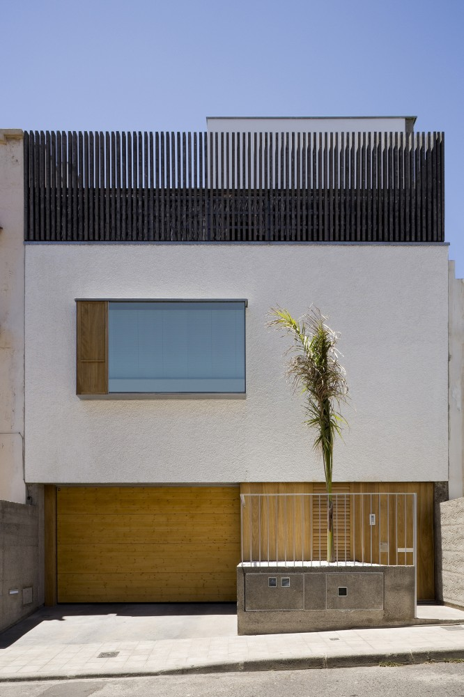 C&#038;E House / Equipo Olivares Arquitectos