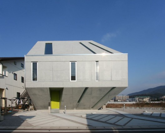 Meteorite Housing / NKS Architects Courtesy of NKS Architects