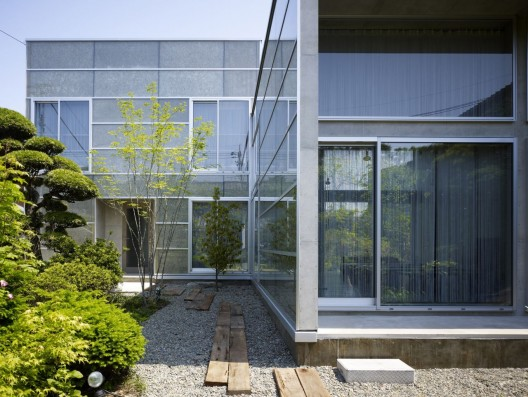 Garden House / Kochi Architect's Studio © Daichi Ano