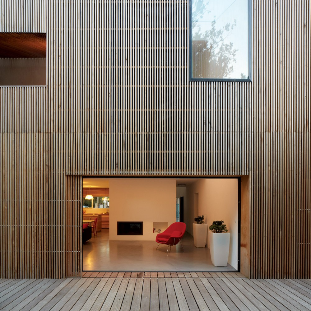 Maison 2G / Avenier Cornejo Architectes