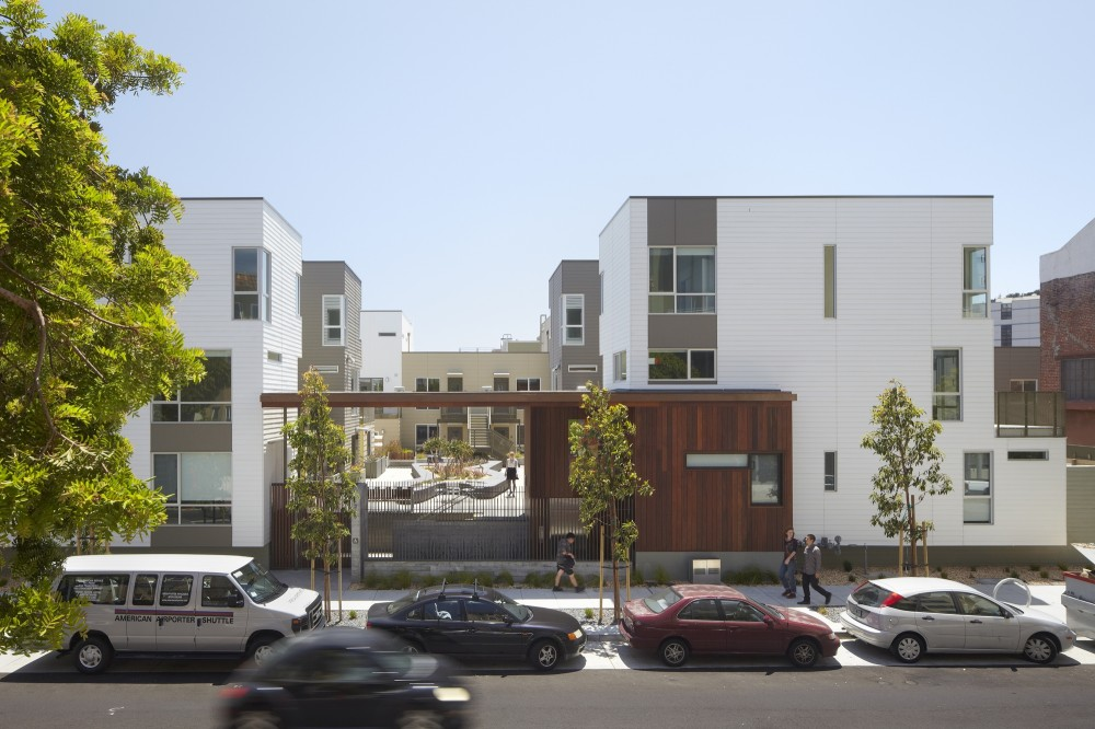 Fillmore Park / David Baker + Partners Architects