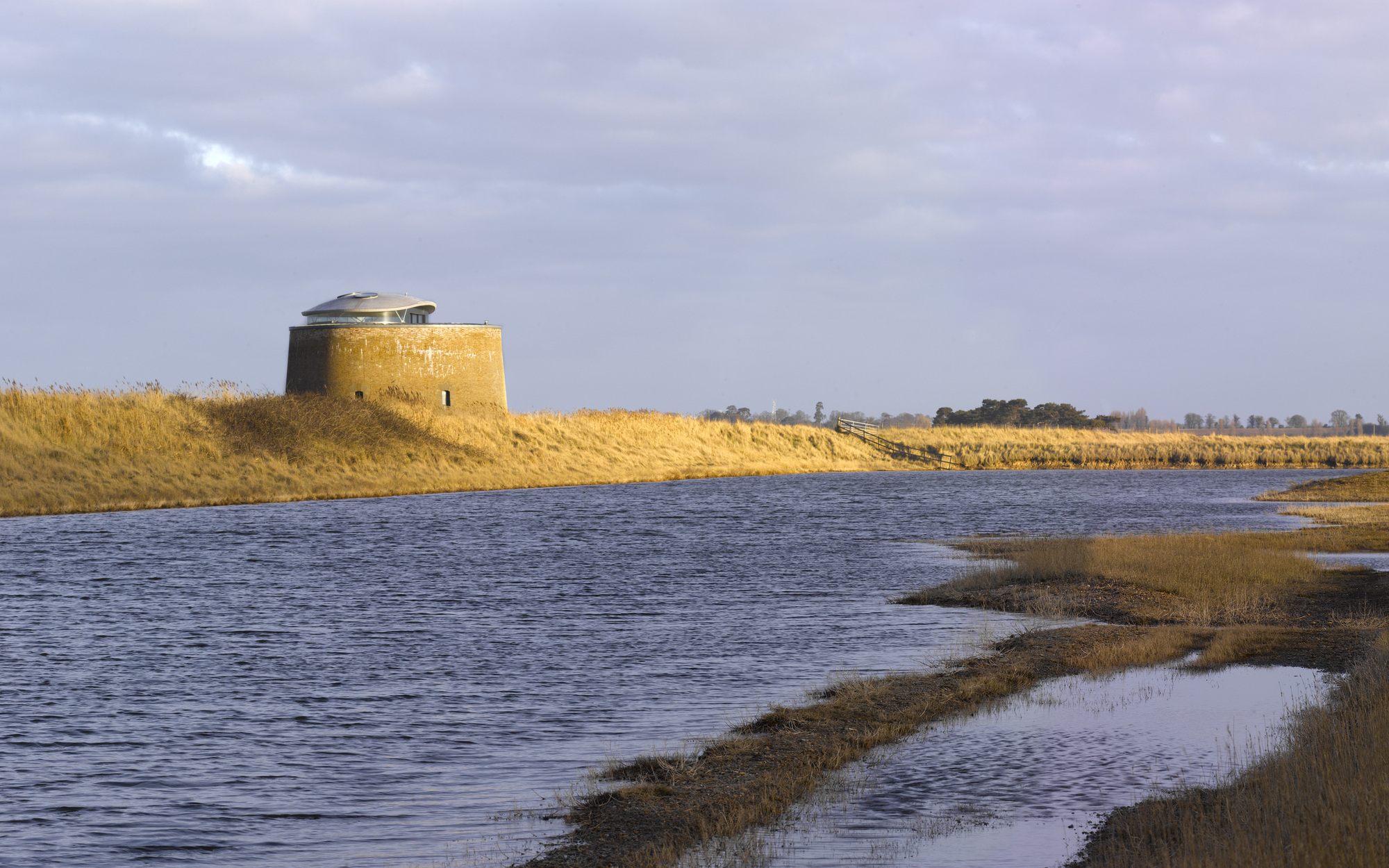 Piercy&Company Martello Tower Y / Piercy&Company – ArchDaily
