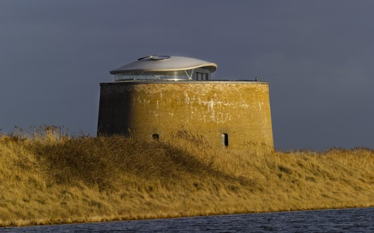 Martello Tower Y / Piercy&amp;Company  Edmund Sumner