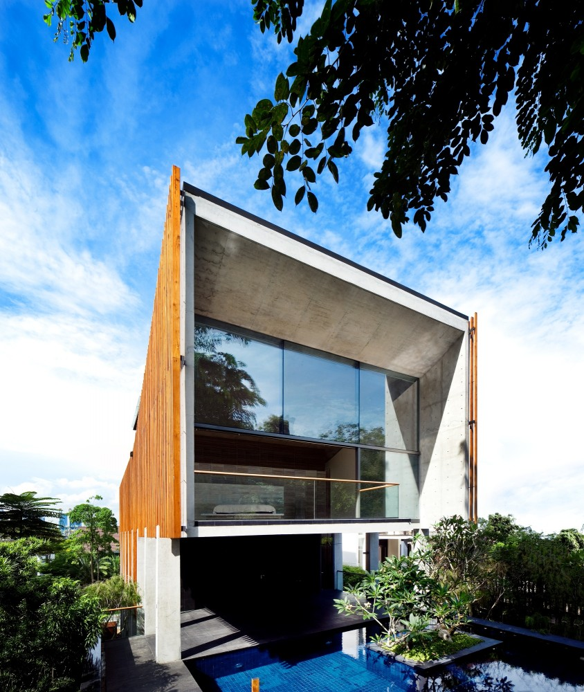 Sentosa House / Nicholas Burns