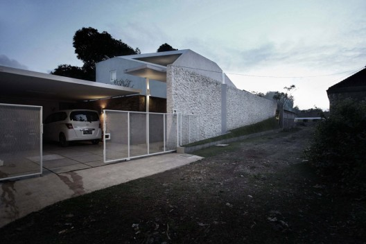 IR House / SUB. Studio for visionary design Courtesy of SUB. Studio for visionary design