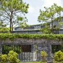 Stone House / Vo Trong Nghia Architects  Hiroyuki Oki