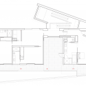 Mandeville Canyon Residence / Griffin Enright Architects Second Floor Plan