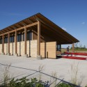 Terry Trueblood Boathouse / ASK Studio © Cameron Campbell
