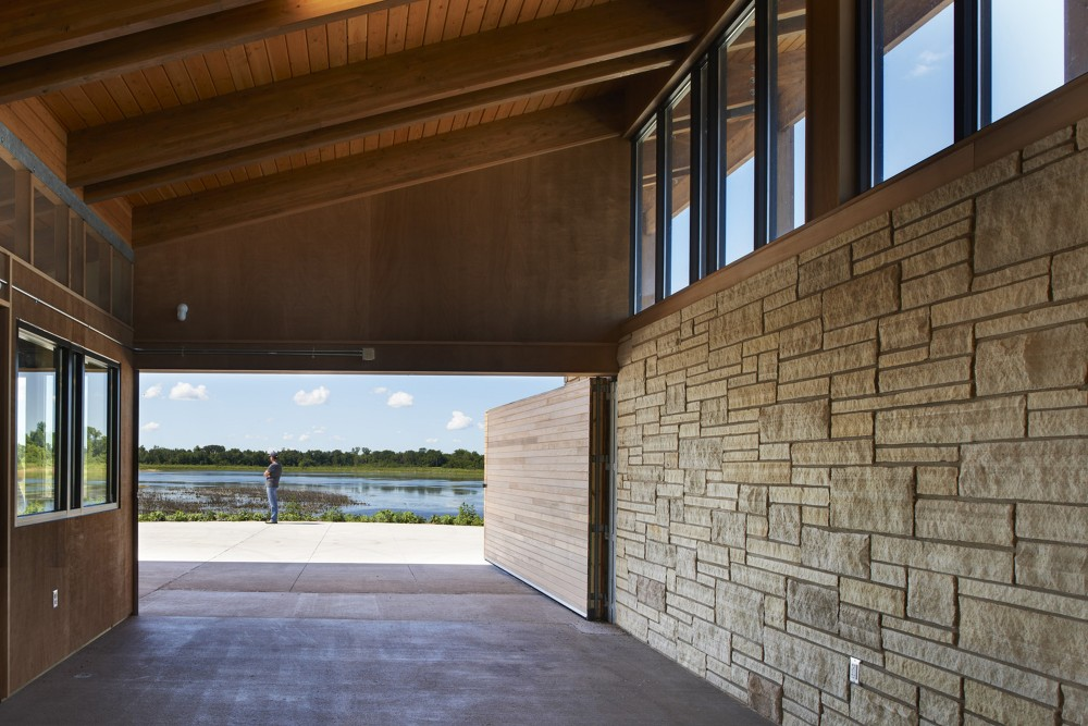 Terry Trueblood Boathouse / ASK Studio
