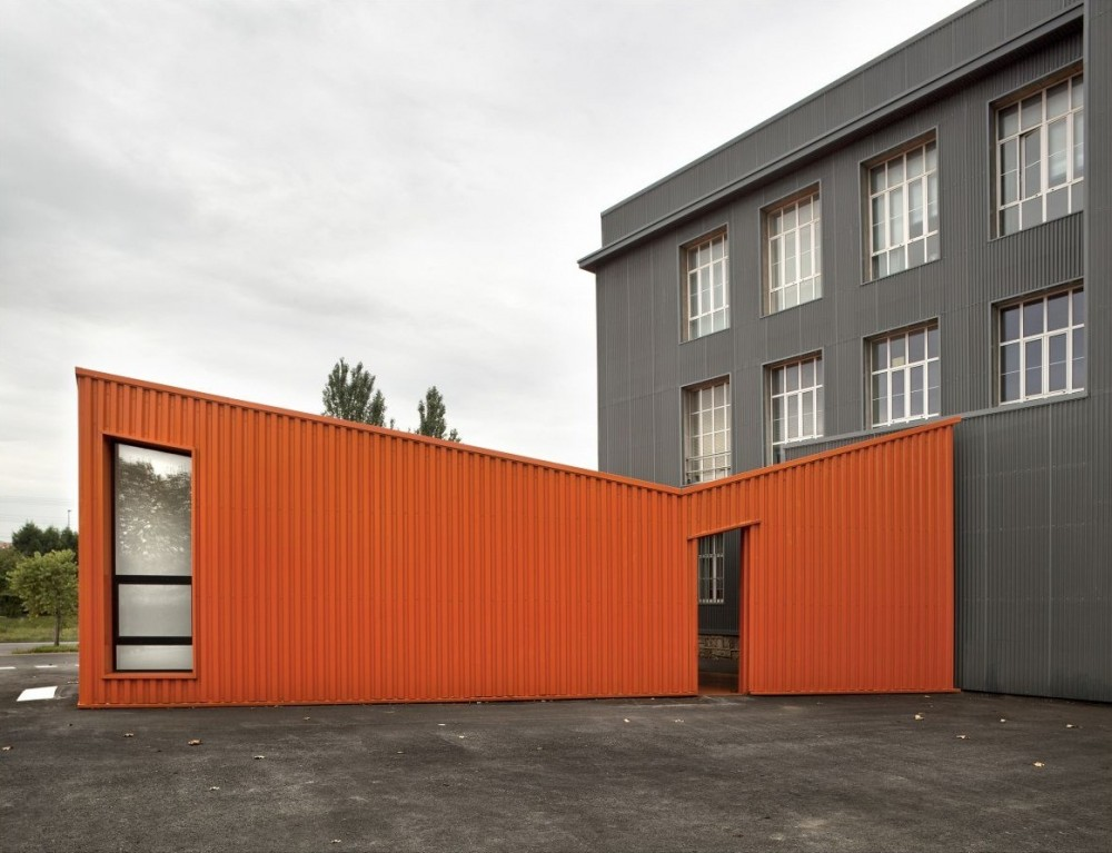 Renovation and Extension of ArcelorMittal&#8217;s / [baragao]