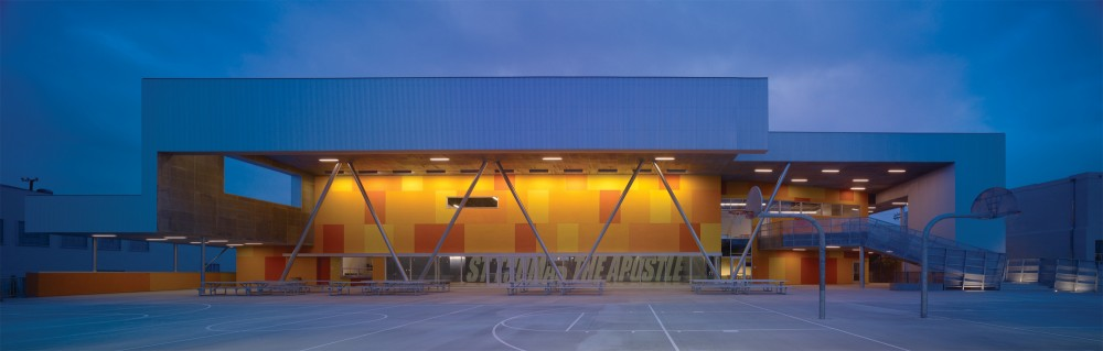 St. Thomas the Apostle School / Griffin Enright Architects