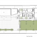 St. Thomas the Apostle School / Griffin Enright Architects First Floor Plan