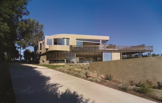 Point Dume Residence / Griffin Enright Architects © Benny Chan