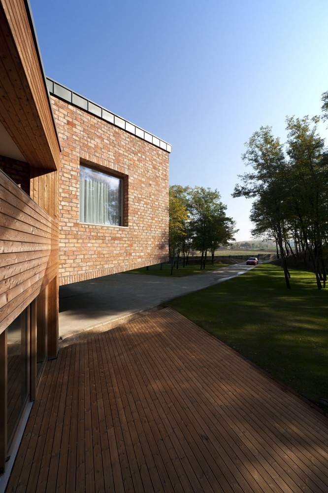 Twin Houses / Ekler Architect