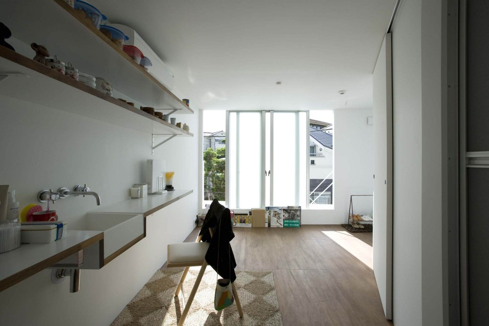 Yokohama Apartment / ON design partners