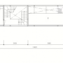 House With Eaves And An Attic / ON design partners Loft Plan
