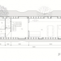 House With Eaves And An Attic / ON design partners Second Floor Plan