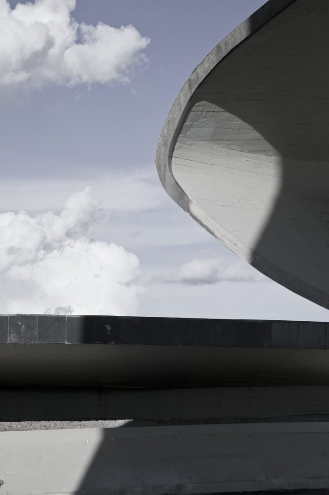 The work of Oscar Niemeyer, by Patricia Parinejad