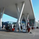 Service Station Herverlee / ABSCIS Architecten Courtesy of ABSCIS Architecten