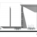 Proton / Constantinos Kalisperas Architectural Studio South Elevation