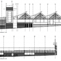 Rotherham Central Station / Aedas Elevation